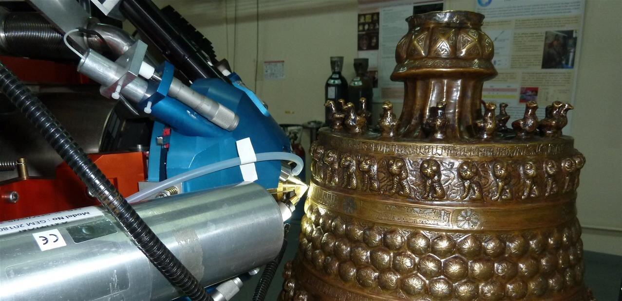 New AGLAÉ : un accélérateur de particules dédié à l'étude… d'objets du patrimoine
