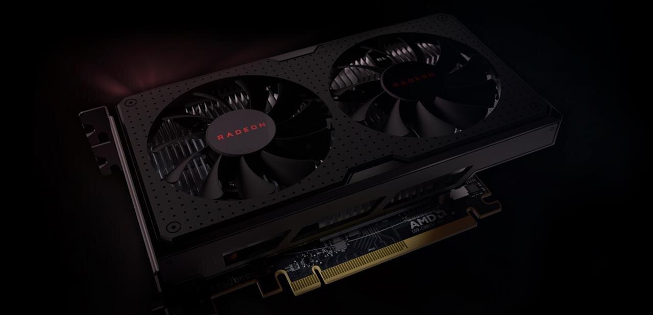 AMD fait passer discrètement le GPU des Radeon RX 560 de 1024 à 896 unités de traitement
