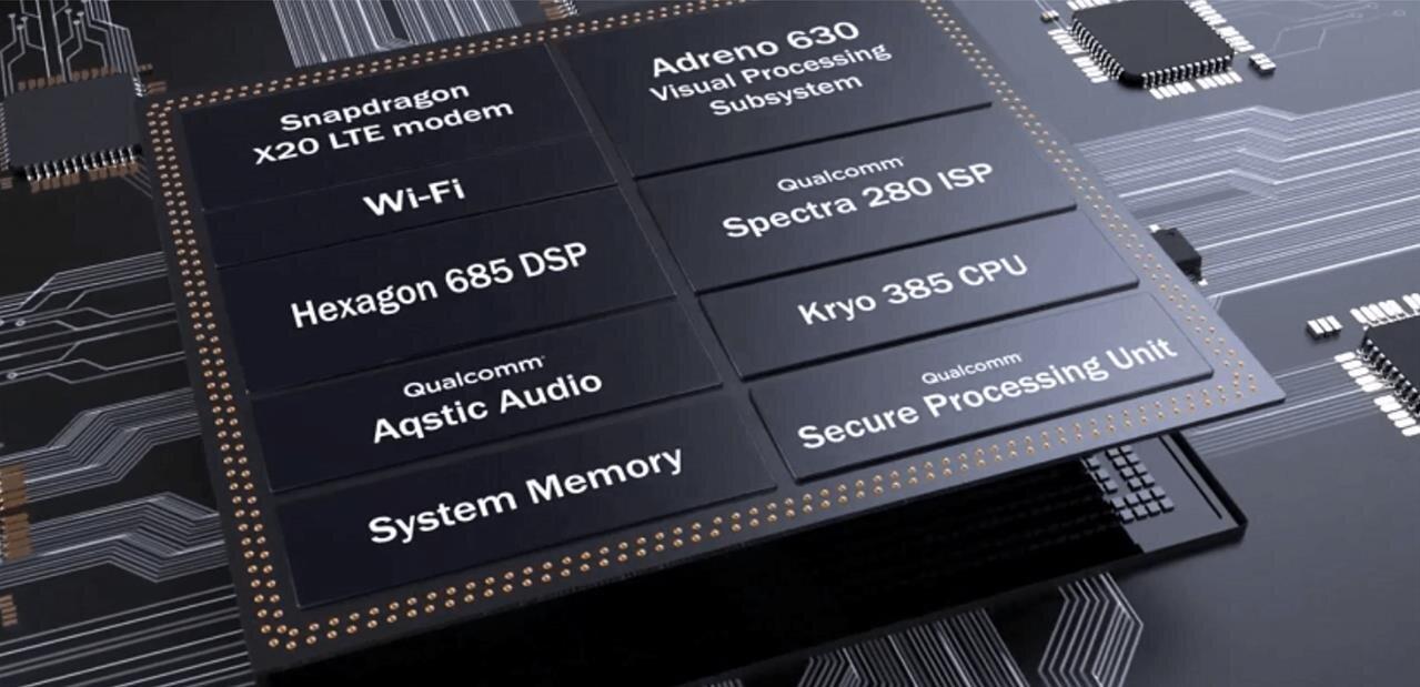 Des premiers tests (sous contrôle) du Snapdragon 845 de Qualcomm