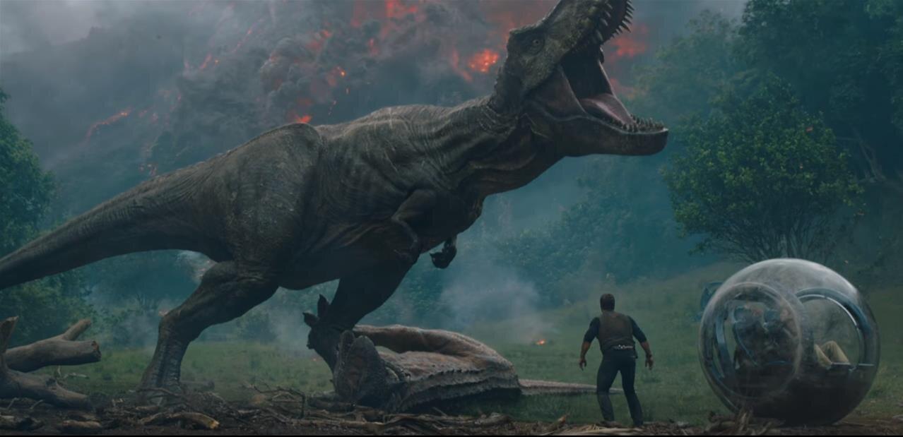 #Replay : cyberjusticiers, animaux préhistoriques et T Rex