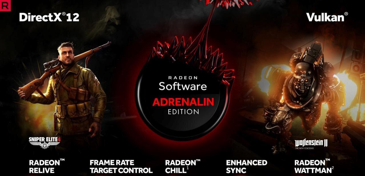 AMD publie ses pilotes Adrenalin 18.3.3 et de nombreuses vidéos