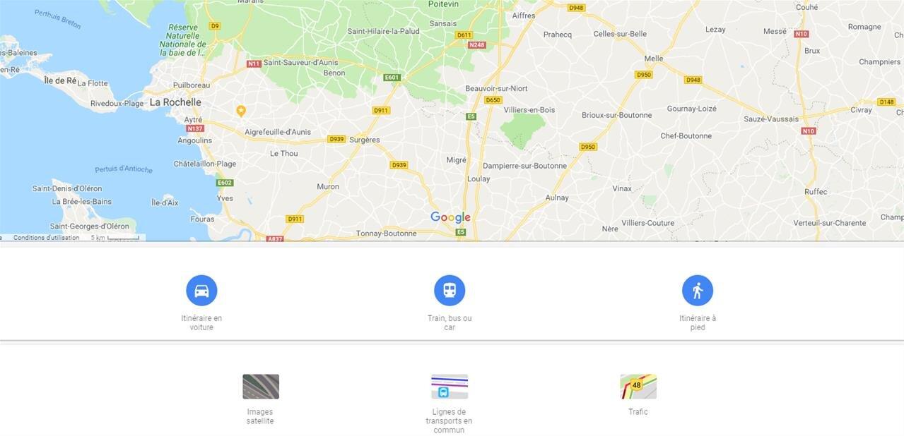 Google Maps Go sur le Play Store… mais seulement pour les modèles Go