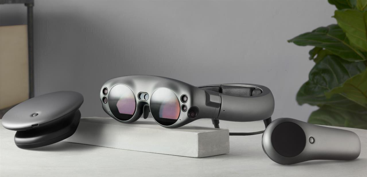 Magic Leap One : rendus d'un produit, beaux visuels et promesse d'un lancement en 2018