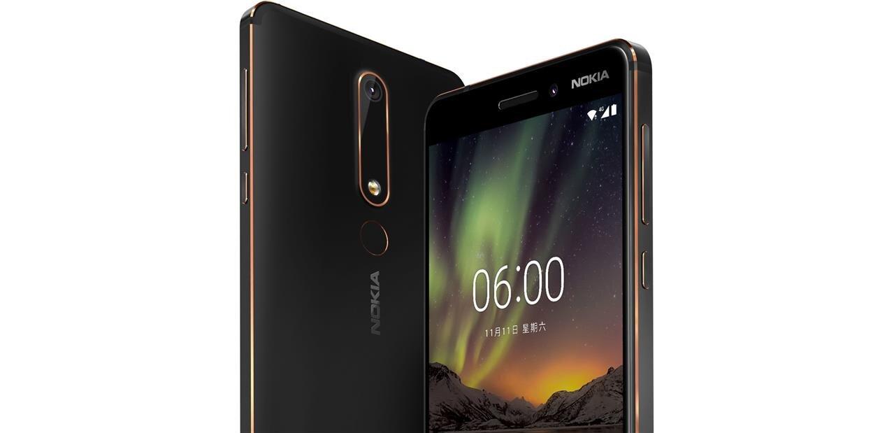 Un Nokia 6 de seconde génération arrive, avec un Snapdragon 630 et de l'USB Type-C