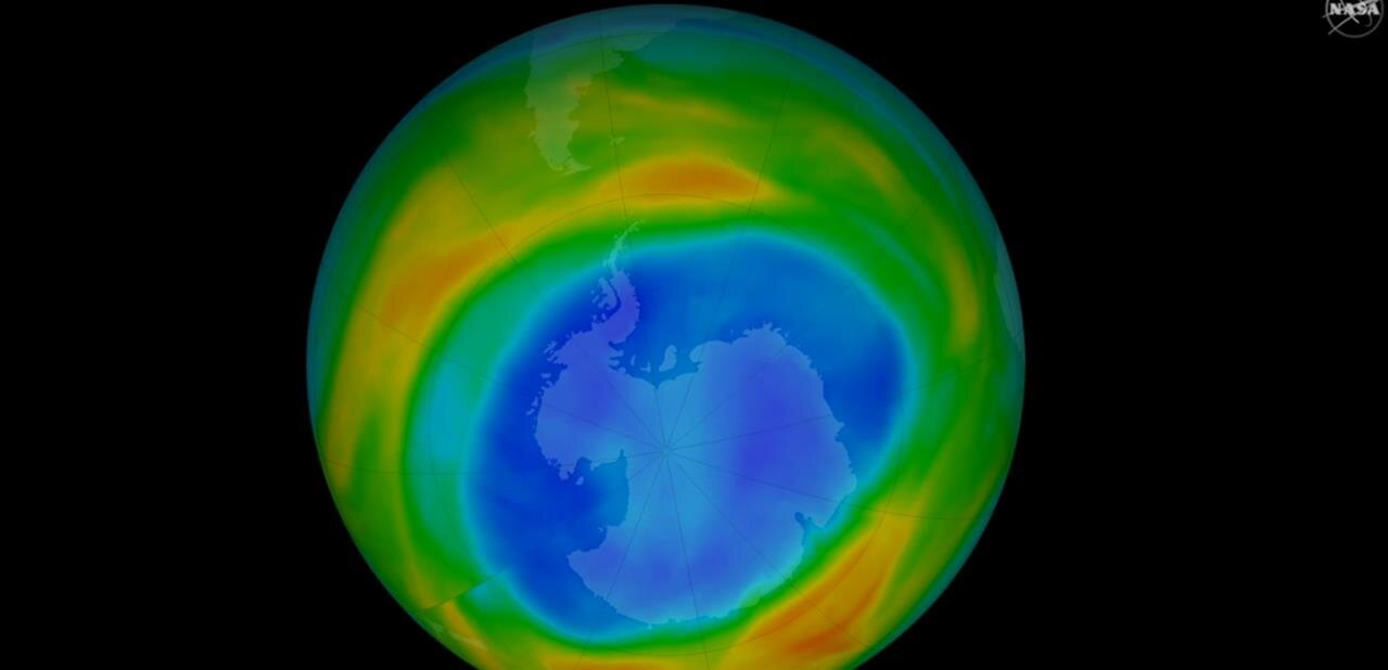 Agence spatiale européenne : le trou dans la couche d'ozone est « sur le point de se fermer »