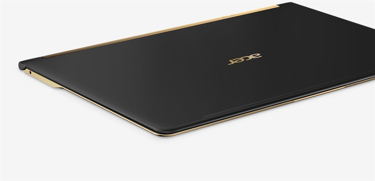 Acer Swift 7 : un « Always connected PC » à base de Core i7 d'une épaisseur de 8,98 mm