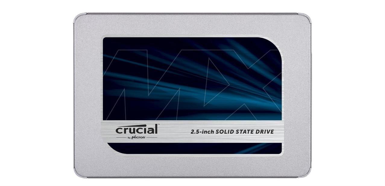 SSD Crucial MX500 de 500 Go à 85,41 €