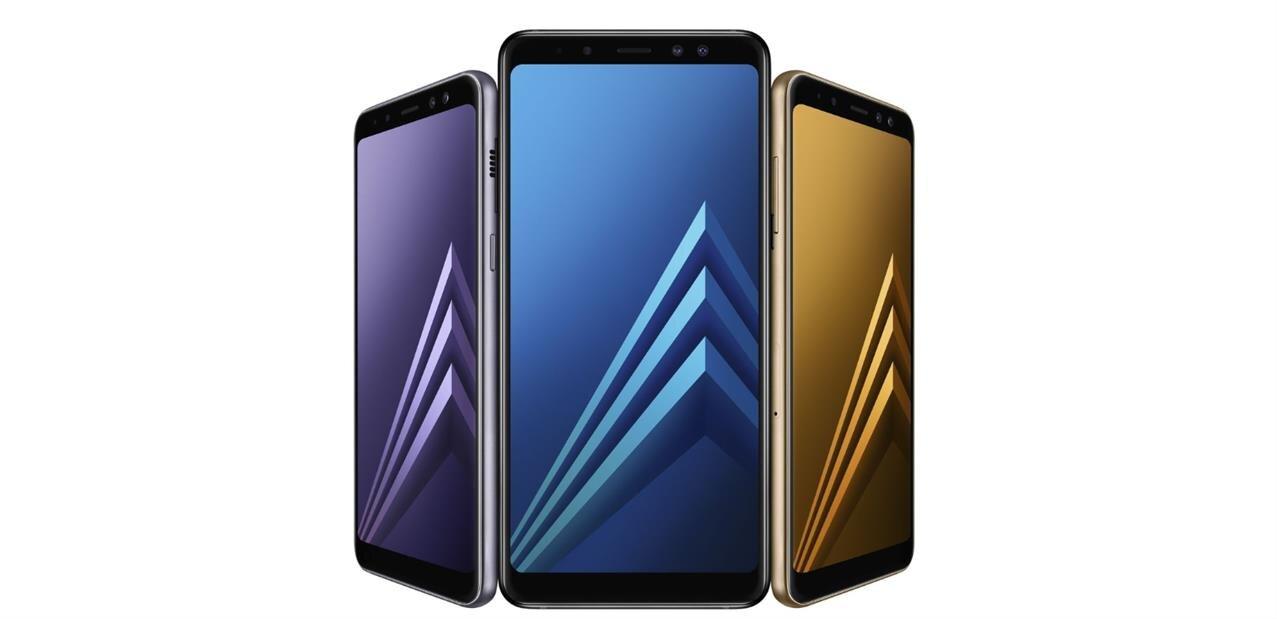 "Samsung Galaxy A8 de 5,6"" à 199 € via une ODR"