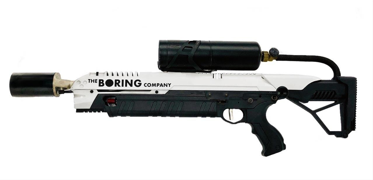 Le lance-flammes Boring Company en vente à 500 $, déjà 4 000 précommandes