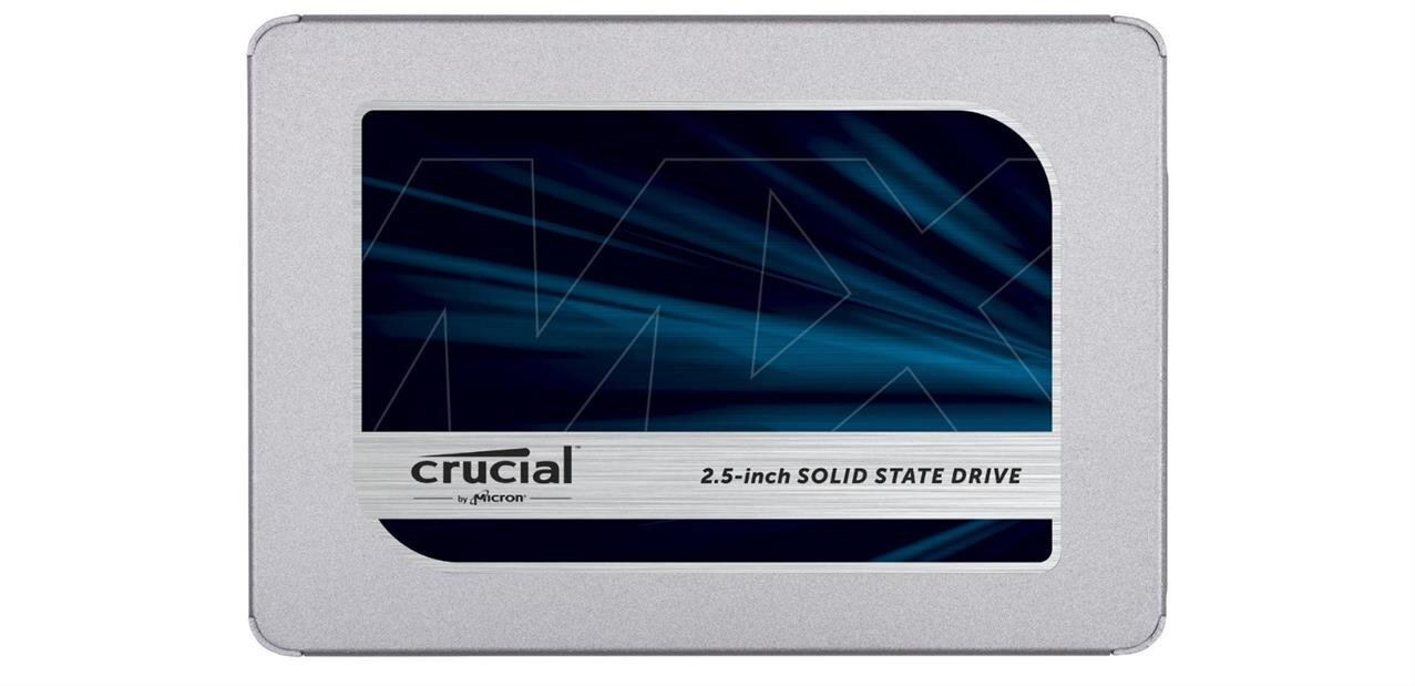 Un SSD Crucial MX500 de 1 To pour 208,91 euros