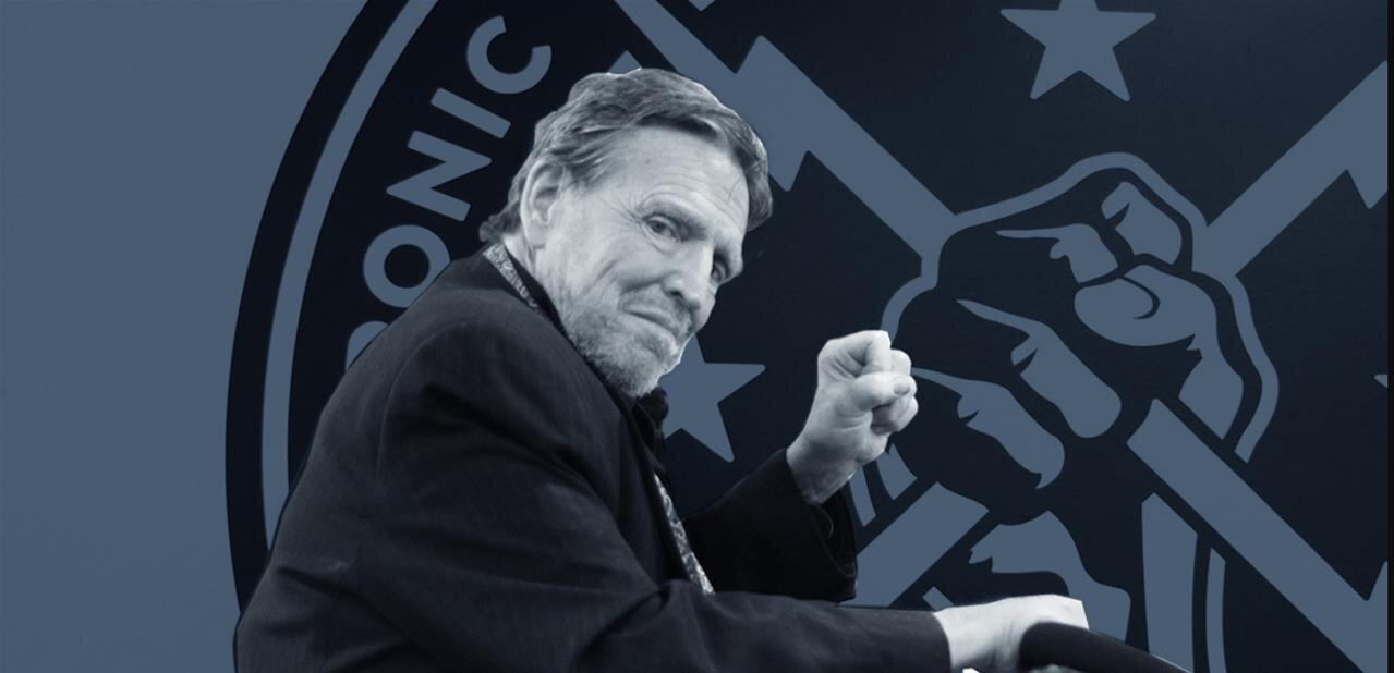 Décès de John Perry Barlow, l'homme « venu du cyberespace »