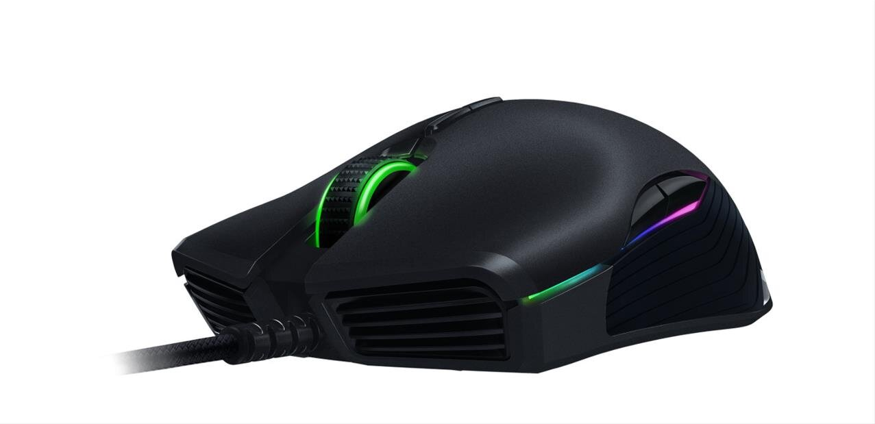 Souris Razer Lancehead (16 000 dpi) : 53,91 € via le code GAMING10