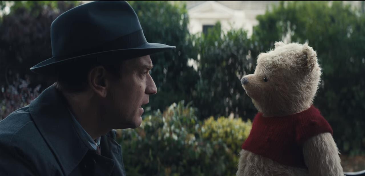 Disney veut sa propre version de l'histoire de Christopher Robin (Winnie l'ourson)