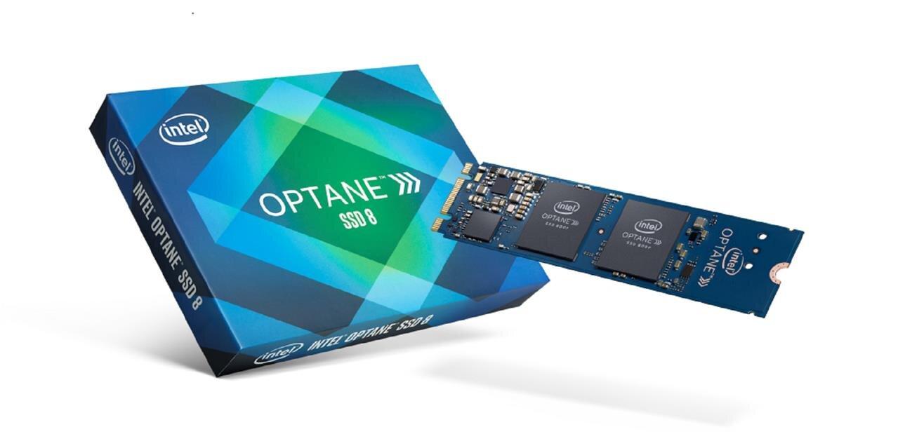 Intel Optane 800P : des SSD 3D Xpoint de 58 ou 118 Go, pour 129 et 199 dollars
