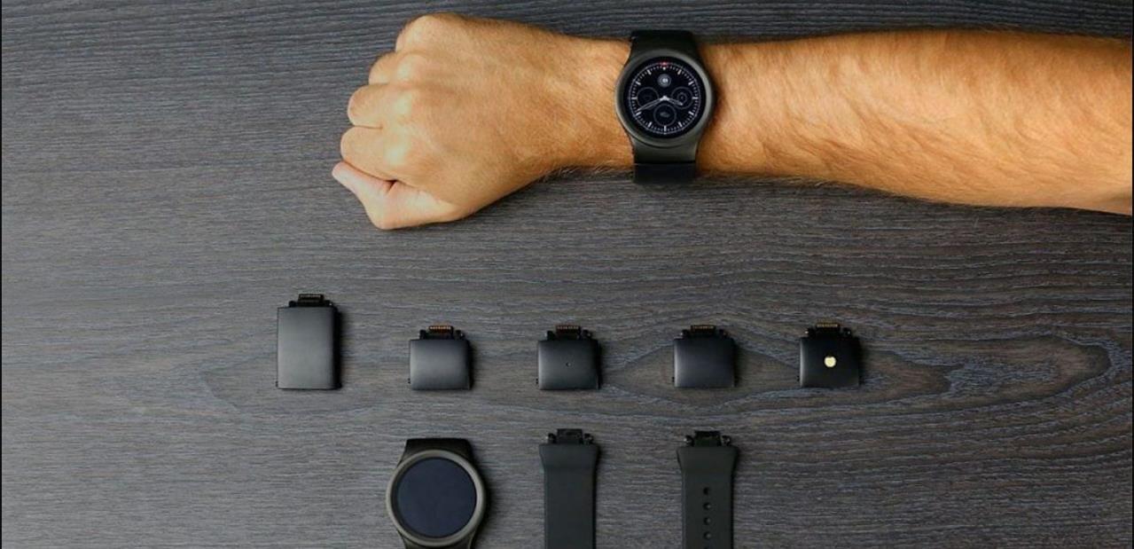 Le projet OpenWatch, un système pour montres connectées modulaires sous Android