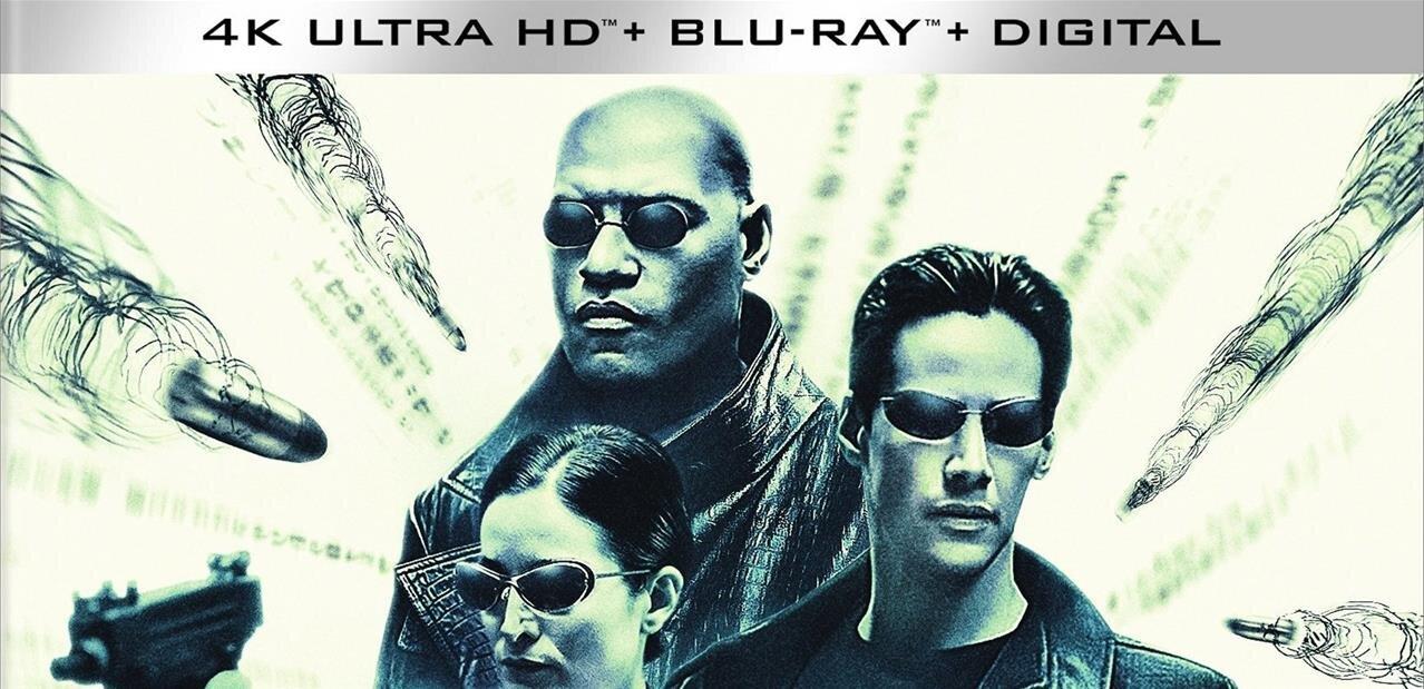 La Warner détaille le contenu de sa réédition Blu-ray Ultra HD de Matrix