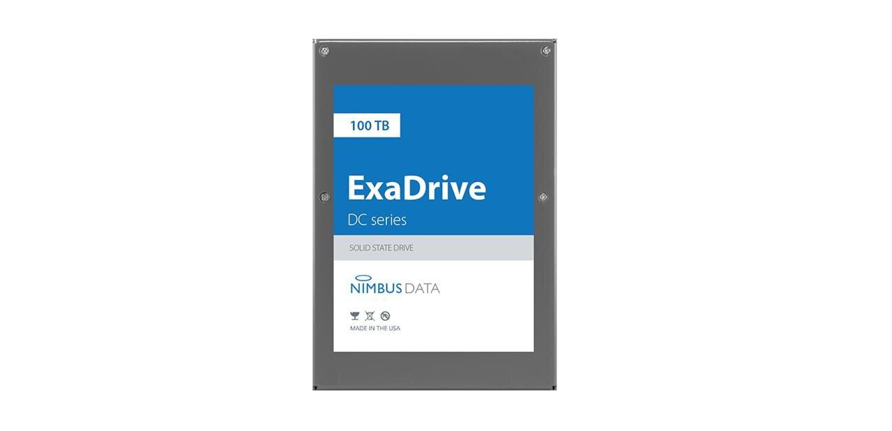 Nimbus Data annonce « le plus gros SSD au monde » : l'ExaDrive DC100 de… 100 To