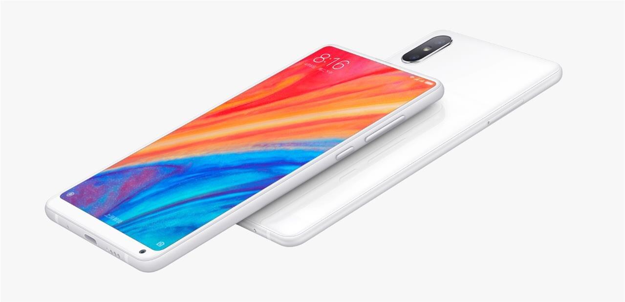 Xiaomi : un MIX 2s avec Snapdragon 845, un Mi Gaming Laptop avec GeForce GTX
