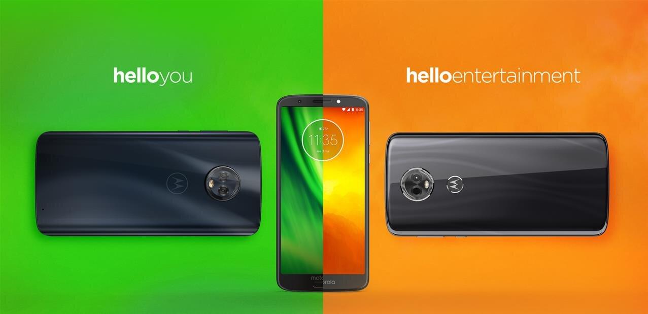 Moto g6 et e5 : six smartphones avec Android 8.0, entre 149 et 299 euros