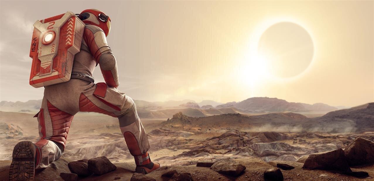 Le plan de la NASA pour s'installer sur la Lune et conquérir Mars