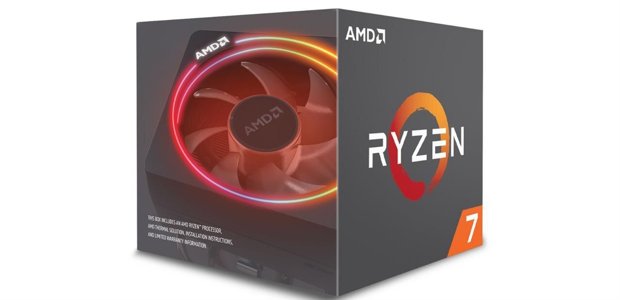 Processeur AMD Ryzen 7 2700 (8C/16T) à 259,90 euros