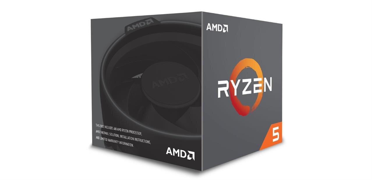 Processeur AMD Ryzen 5 2600 (6 cœurs) à 144,99 €