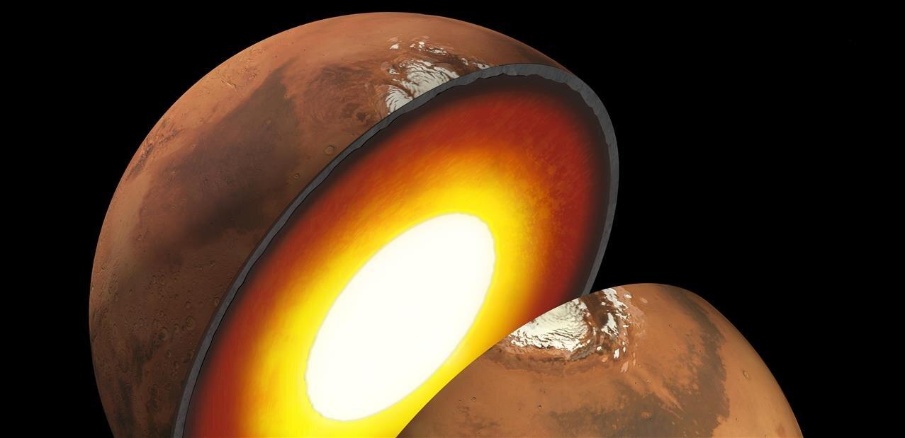 InSight : les « sons étranges » de Mars captés par le sismomètre Seis