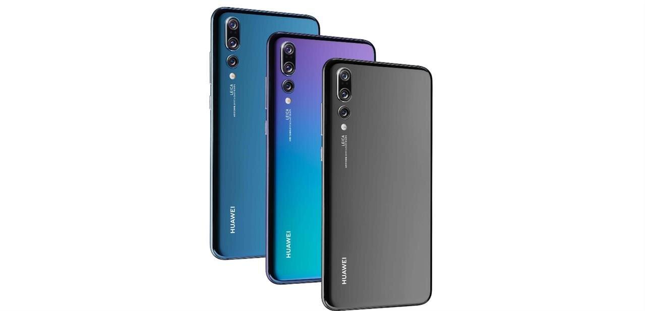 "[Sosh] Smartphone Huawei P20 Pro de 6,1"" (128 Go) à 599 €"