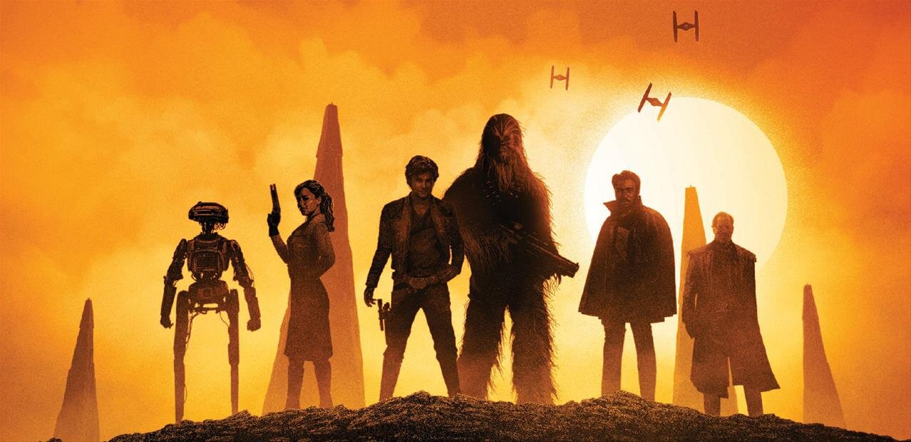 Bandes-annonces : Solo: A Star Wars Story, Mowgli, Charmed, Magnum etPremière Année