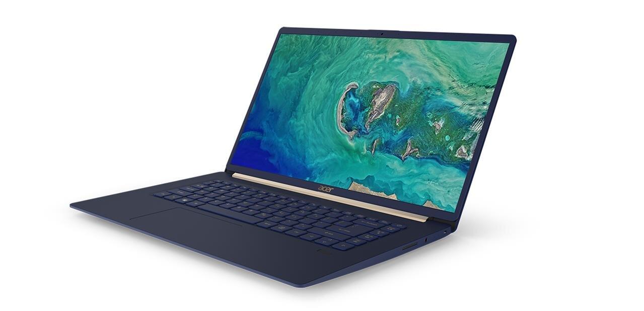 Next@Acer 2018 : pluie d'annonces, aussi bien sur les portables que les PC de bureau