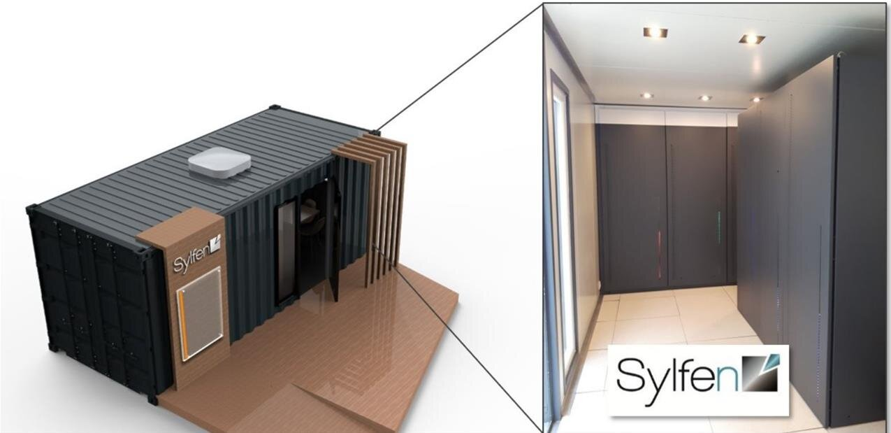 Sylfen et le CEA valident le Smart Energy Hub, un système hybride de stockage d'énergie