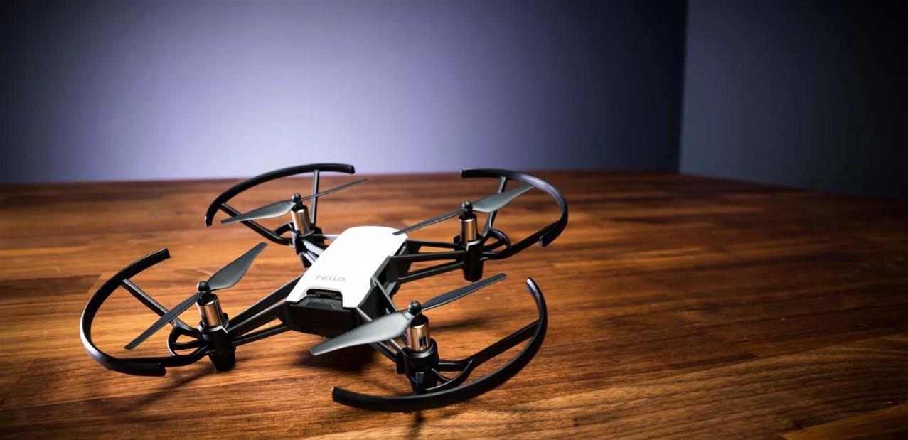 Drone Ryze Tello programmable (partenariat DJI et Intel) à 59,99 € via une ODR