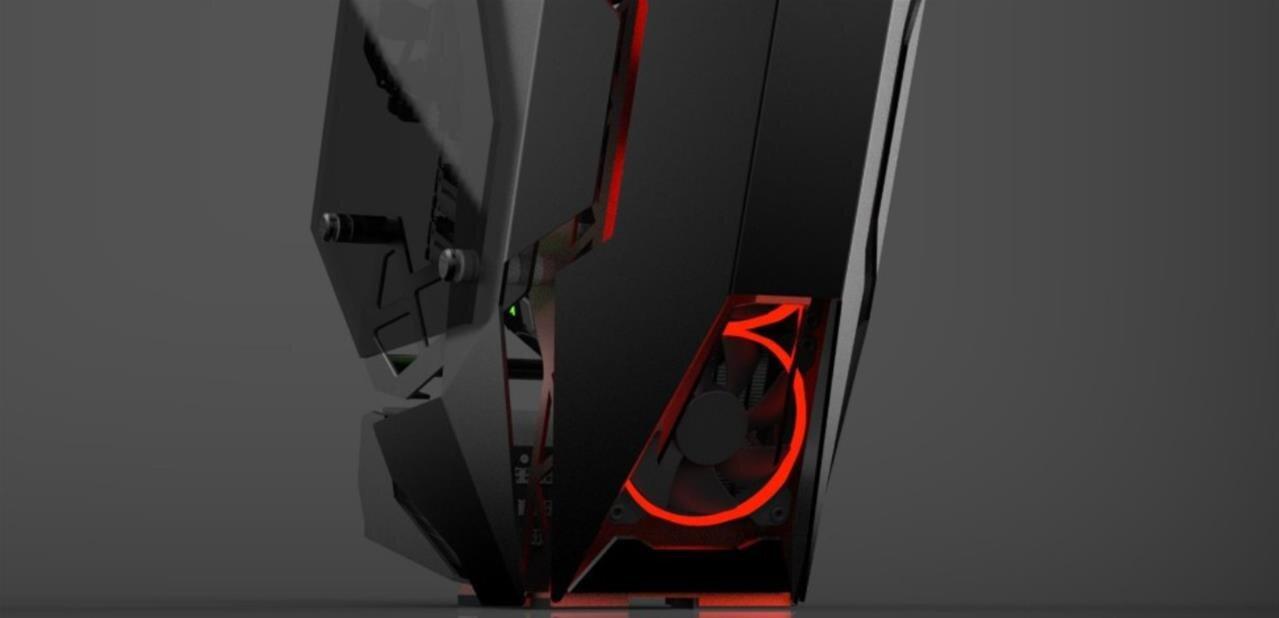 Antec : des boîtiers P100 Evo, Krypton, Projet X et des ventilateurs Prizm RBG