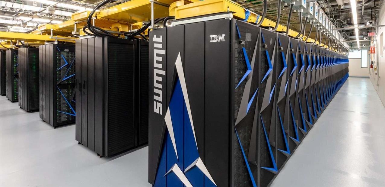 Supercalculateur : les États-Unis premiers avec Summit, d'une puissance de 200 pétaflops