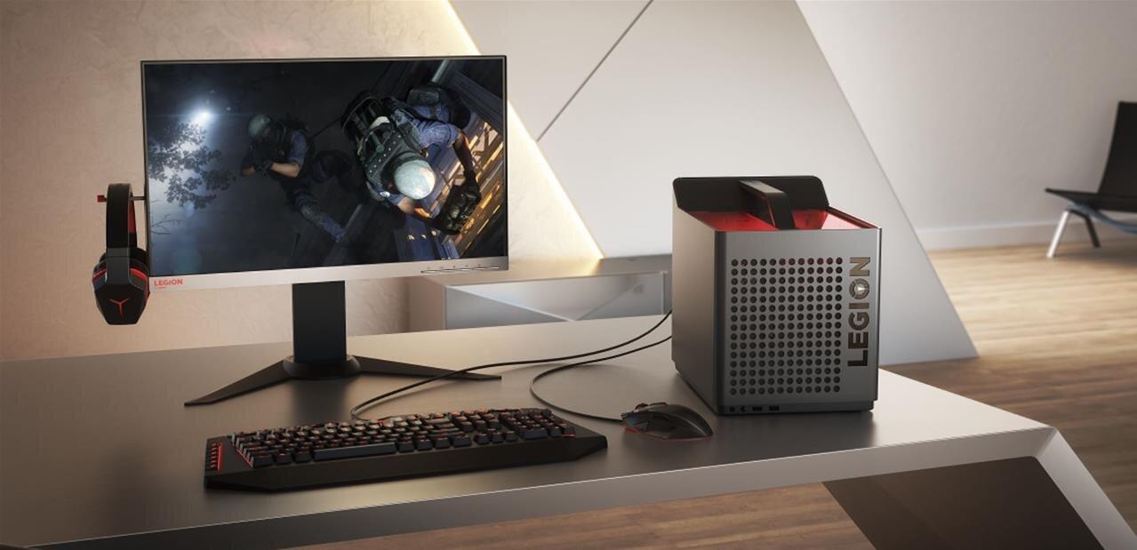 Legion 730 et 530 de Lenovo : deux portables, deux tours et deux « cubes »