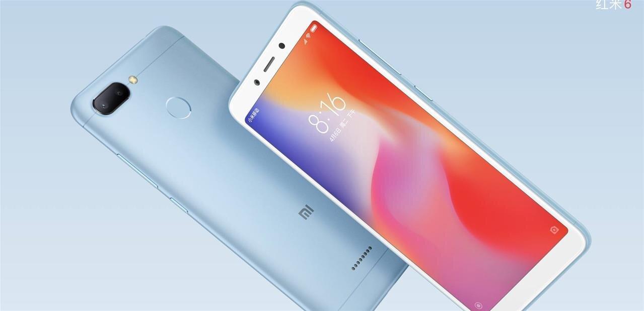 Xiaomi présente ses smartphones Redmi 6(A) et un stabilisateur sur 3 axes Mijia pour smartphone