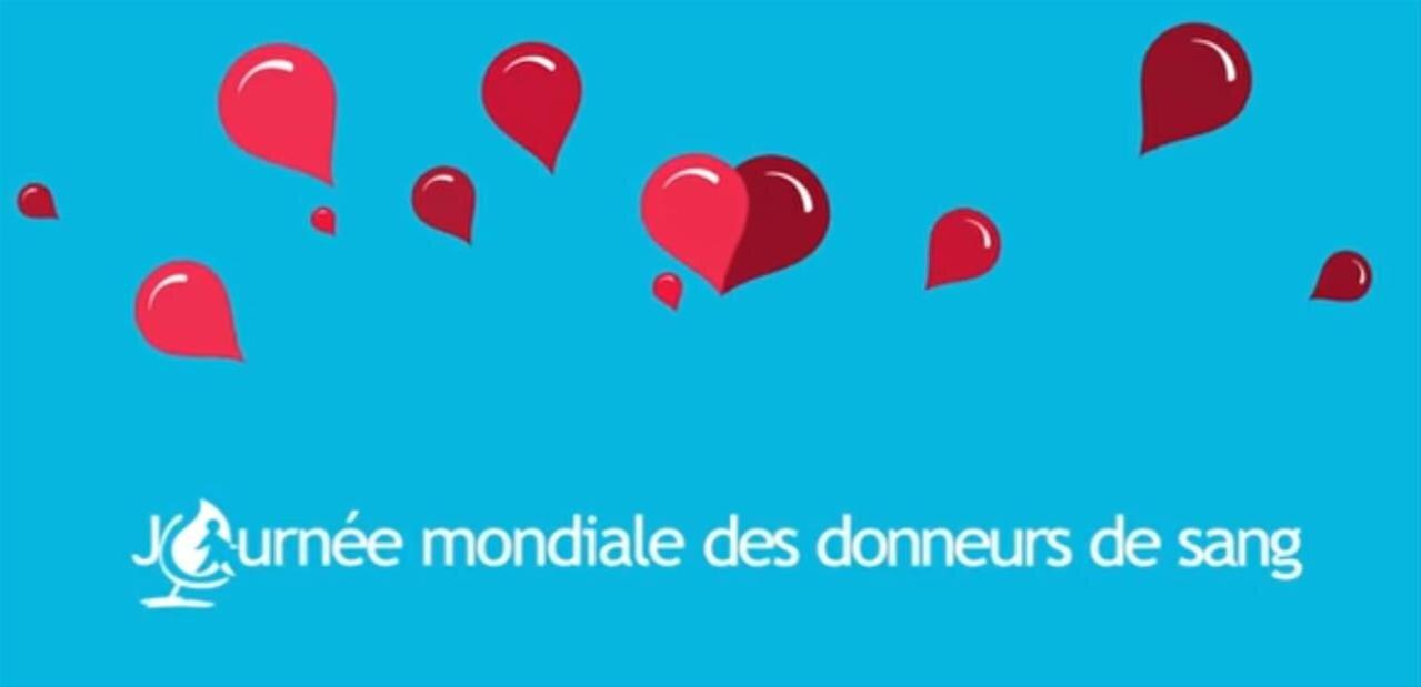 C'est la journée mondiale du donneur de sang, l'EFS relance son opération #MissingType