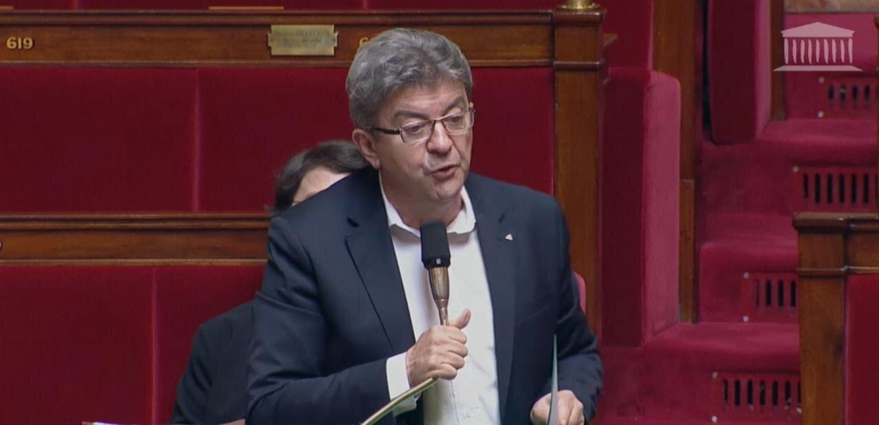 Jean-Luc Mélenchon invité à fournir ses identifiants au contrôleur du renseignement