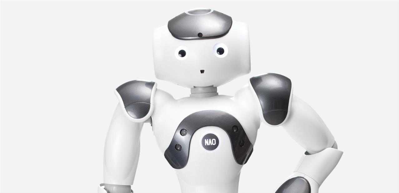 Robots : NAO de 6e génération et Pepper compatible Android chez SoftBank Robotics