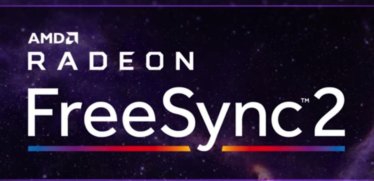 AMD : FreeSync 2 va devenir FreeSync 2 HDR, avec des règles plus strictes