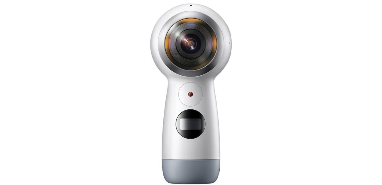 Caméra 360 Samsung Gear 360 (4K) à 79,90 euros #BlackFridayWeek