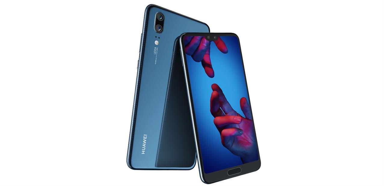 """[Orange] Smartphone Huawei P20 de 5,8"""" (128 Go) : 379,90 euros"""