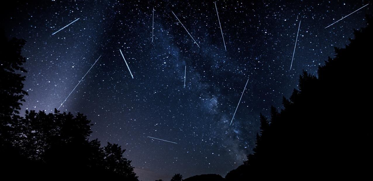 Pluie d'étoiles filantes : de bonnes conditions pour profiter des Perséides