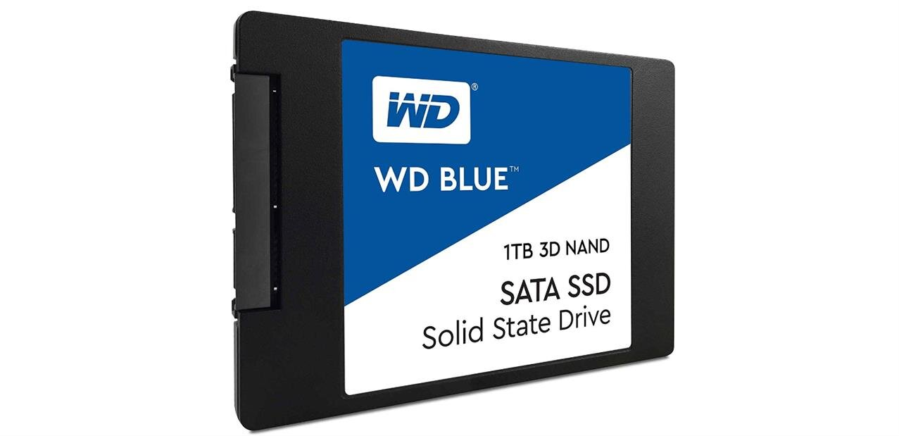 SSD WD Blue de 1 To avec Assassin's Creed : Odyssey pour 170,65 €