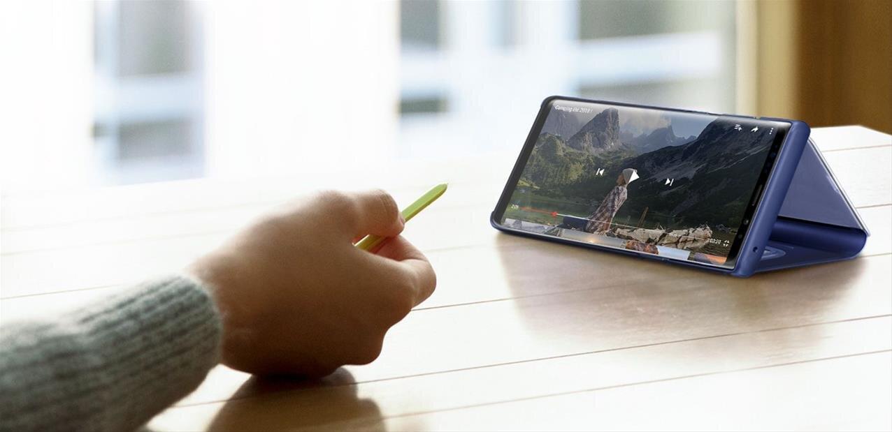 Samsung fait le plein de nouveauté : Galaxy Note9, Watch et Home (Bixby), le Galaxy X arrive ?