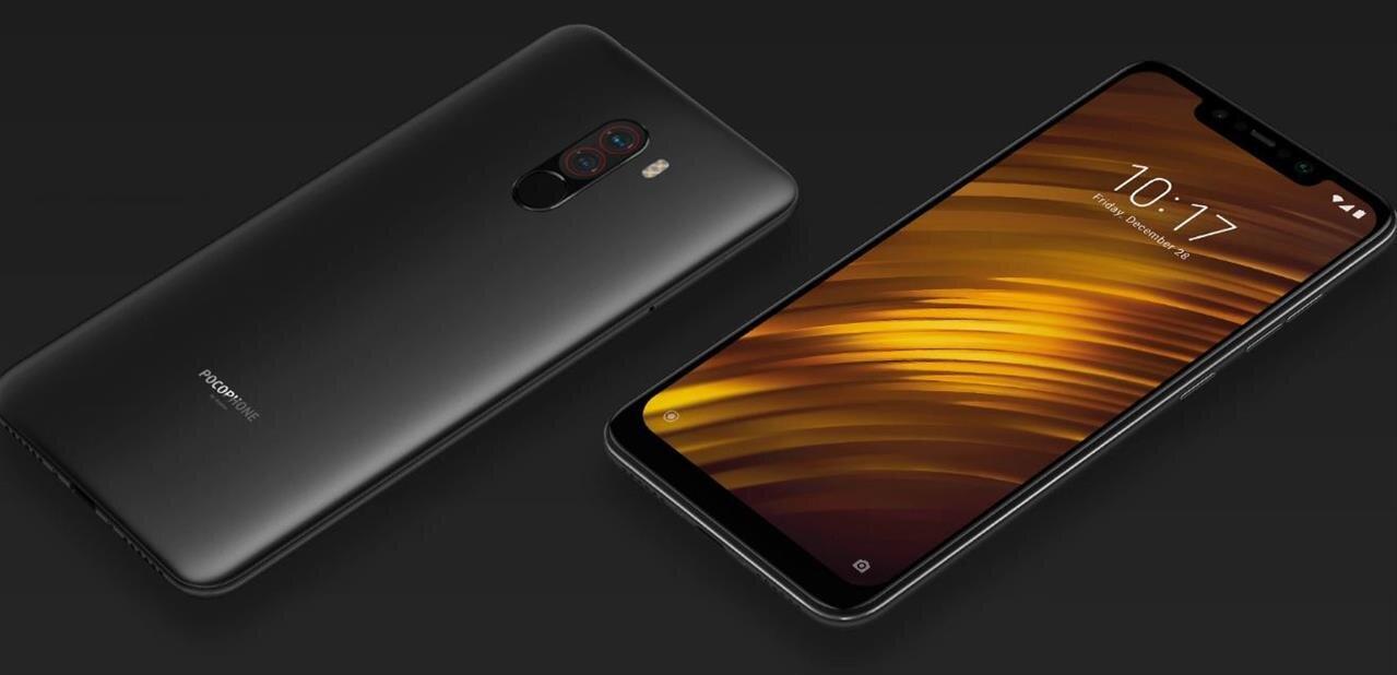 """Le Pocophone F1 (6,21"""" et Snapdragon 845) de Xiaomi arrive en France, dès 359 euros"""