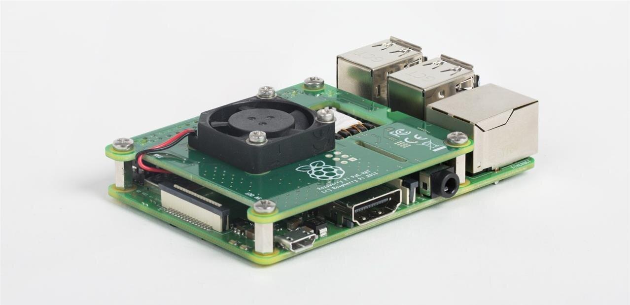 Le « HAT » PoE pour le Raspberry Pi 3B+ est disponible pour 21,50 euros