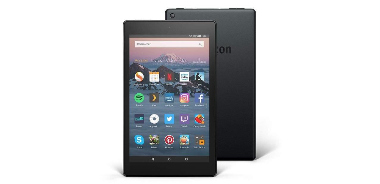 Amazon Fire HD 8 : une nouvelle version le 4 octobre, dès 99,99 euros