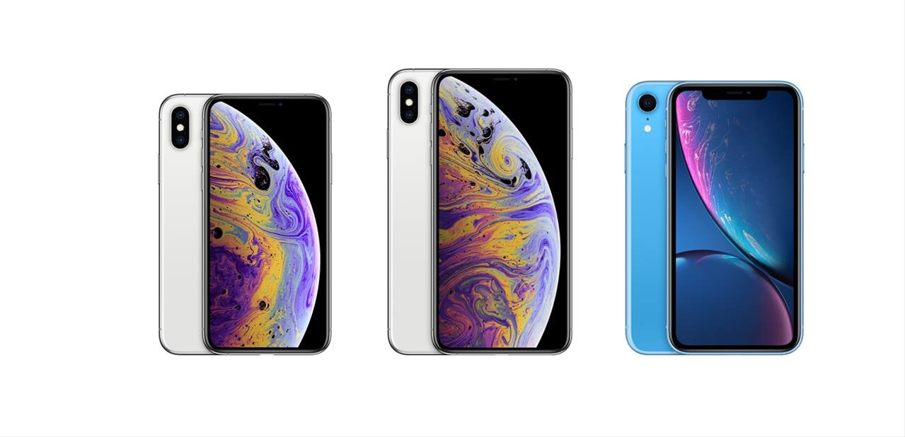Apple : iPhone Xs (Max) à 1 159 euros, iPhone Xr à 859 euros, Watch Series 4 à 429 euros