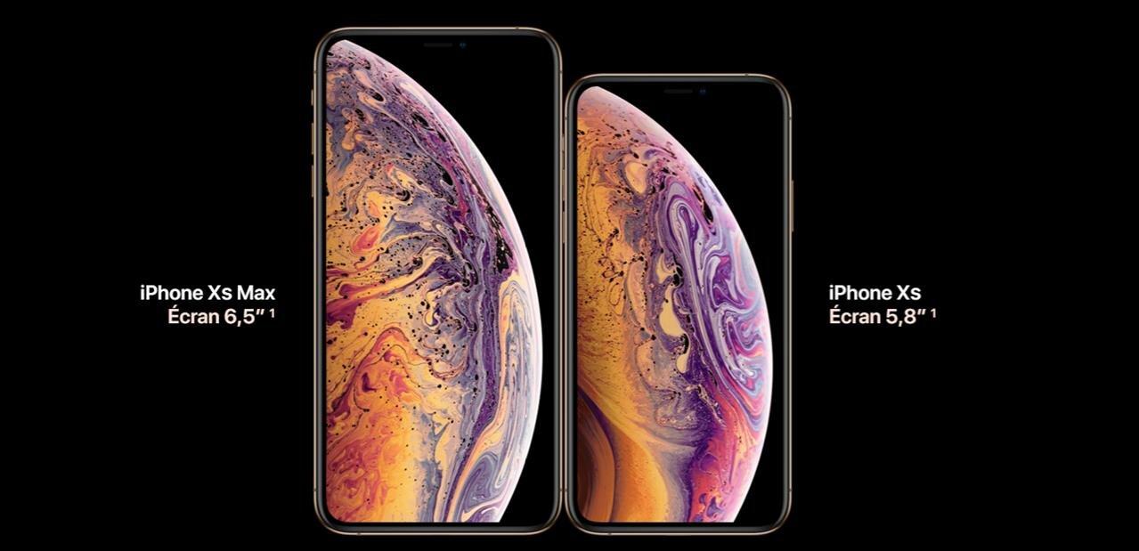 iPhone Xs et Watch Series 4 : les précommandes sont ouvertes